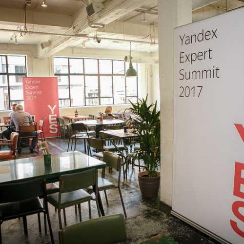 Yandex YES Summit London